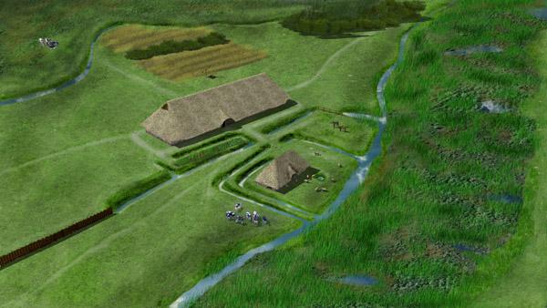 Romeins platteland