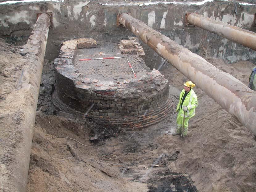 Archeologisch onderzoek Kloksteeg