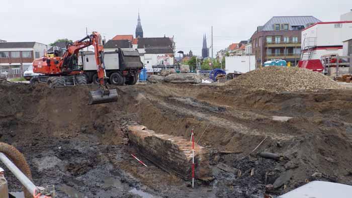 Archeologisch onderzoek Bolwerk