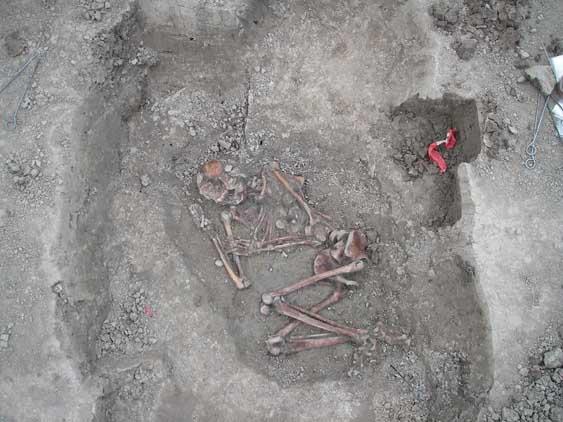 Een uitzonderlijk graf