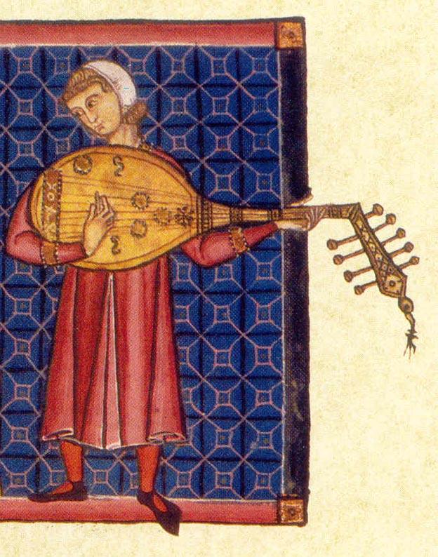 Muziek uit de grond
