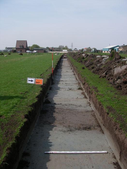 De gravende archeoloog