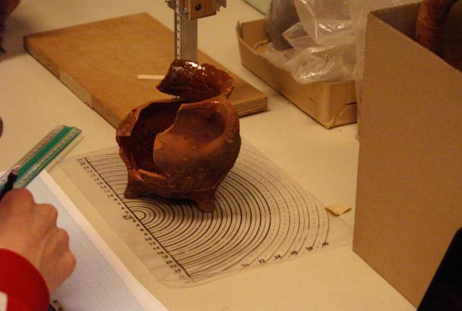 Technische kant van archeologie